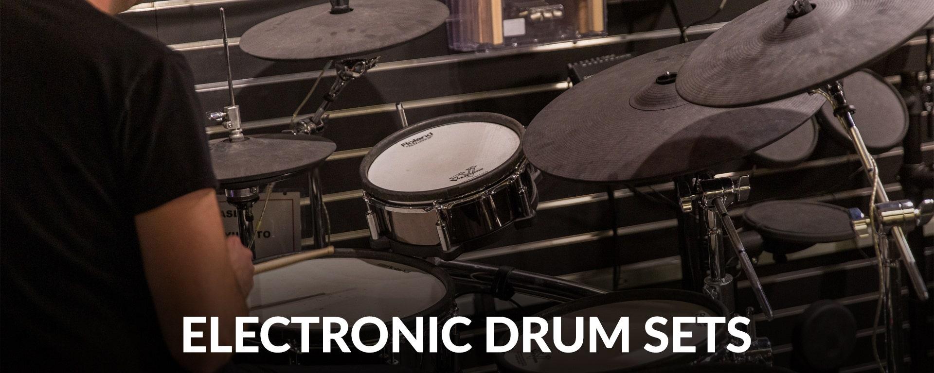 Electronic Drum Sets at samash.com