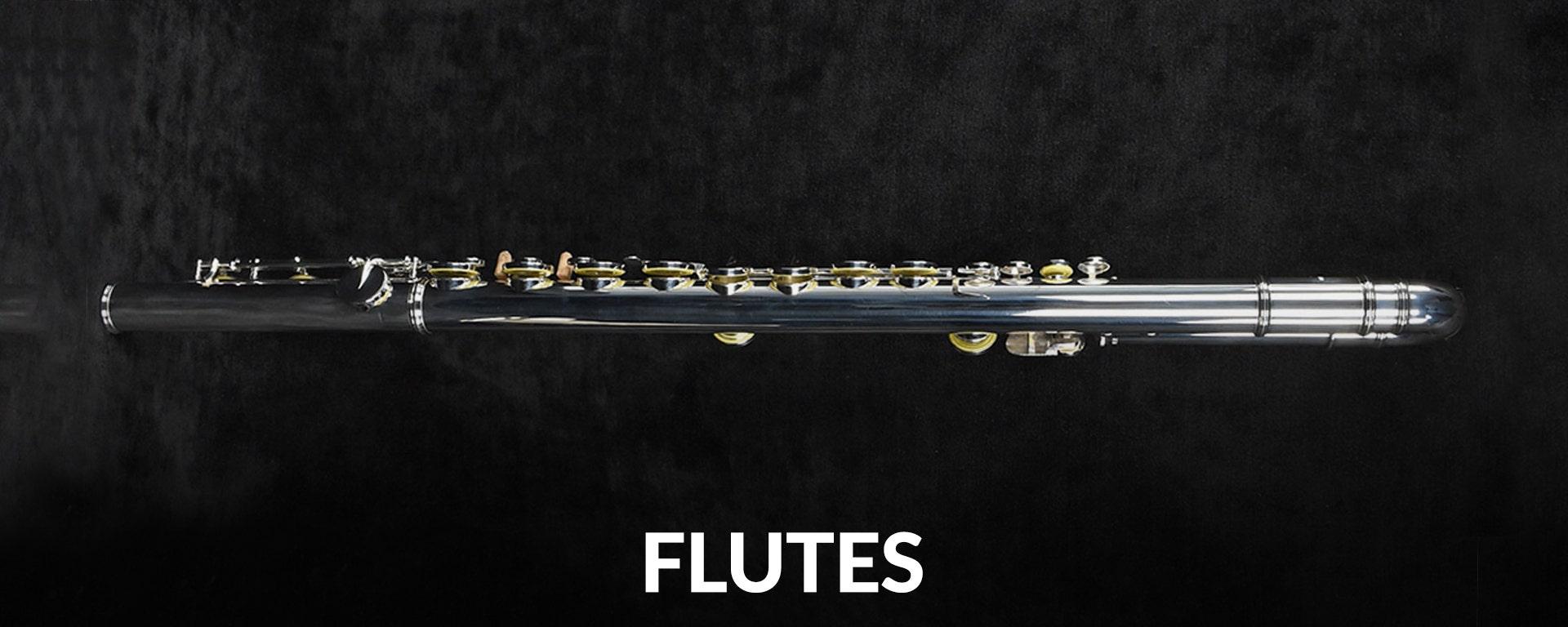 Shop Flutes at SamAsh.com