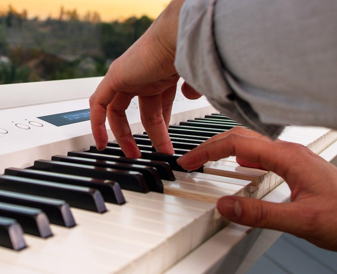 Roland FP90X Wood Keys