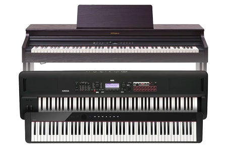 0% Interest For 40 Months On Keyboards, Pianos and Synths at SamAsh.com