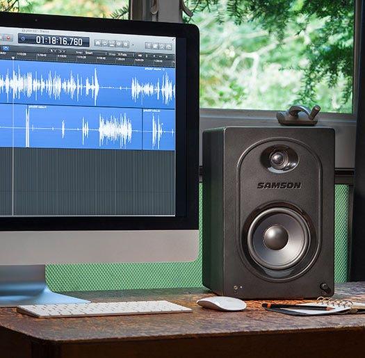 Samson MediaOne M50 Monitors