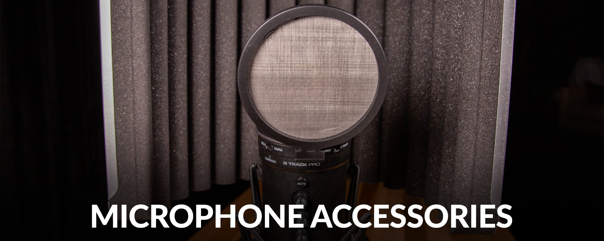 Microphone Accessories at SamAsh.com