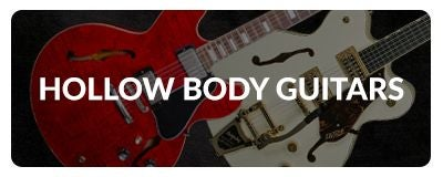 Shop Hollow Body Electric Guitars at Sam Ash