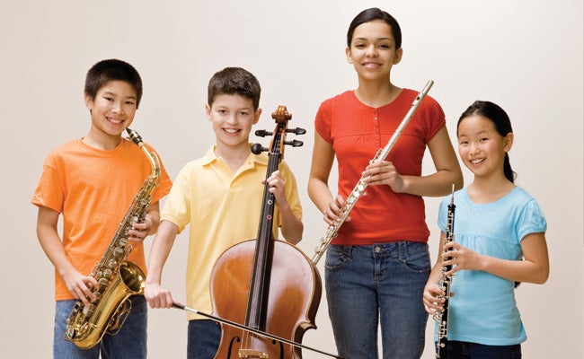 Rent your student instruments from Sam Ash. Great quailty, service and pricing.