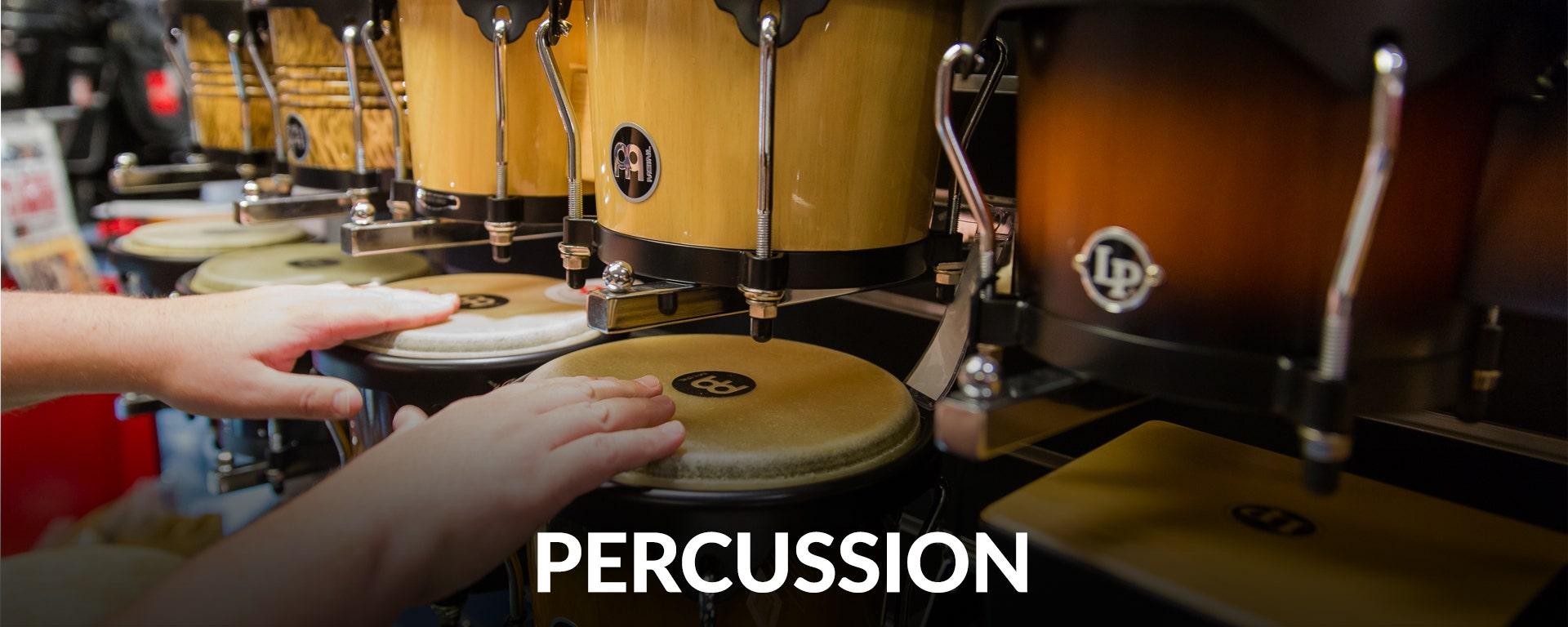 Percussion at samash.com