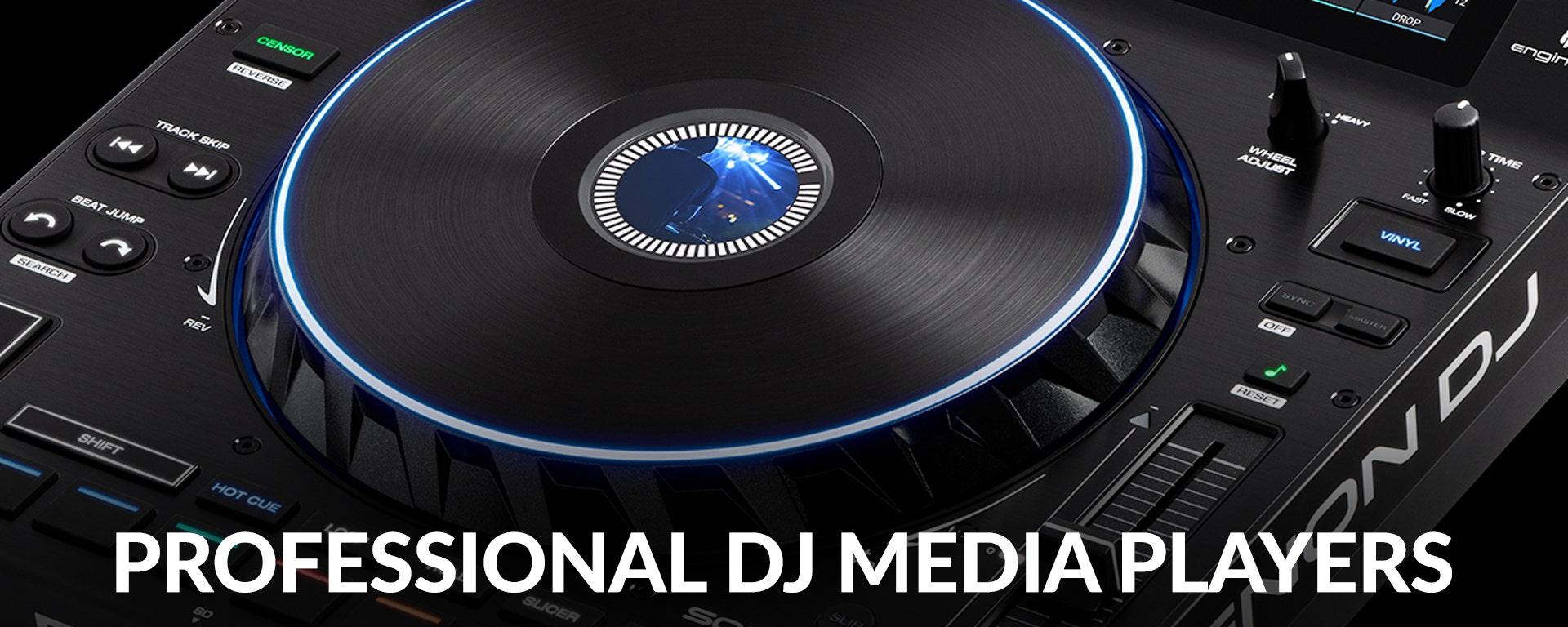 Shop DJ Media Players At SamAsh.com