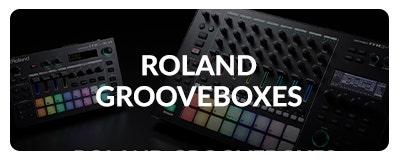 Roland Drum Machines At Sam Ash
