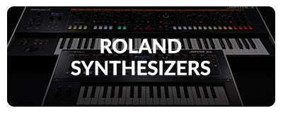 Roland Synthesizers At Sam Ash Music
