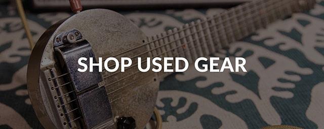 Shop used gear at SamAsh.com