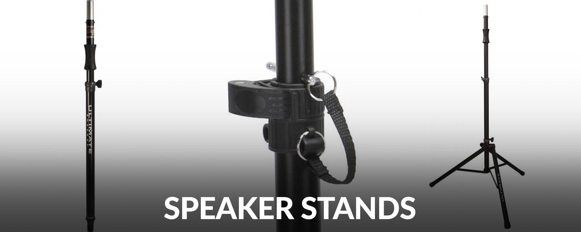 Speaker Stands at SamAsh.com