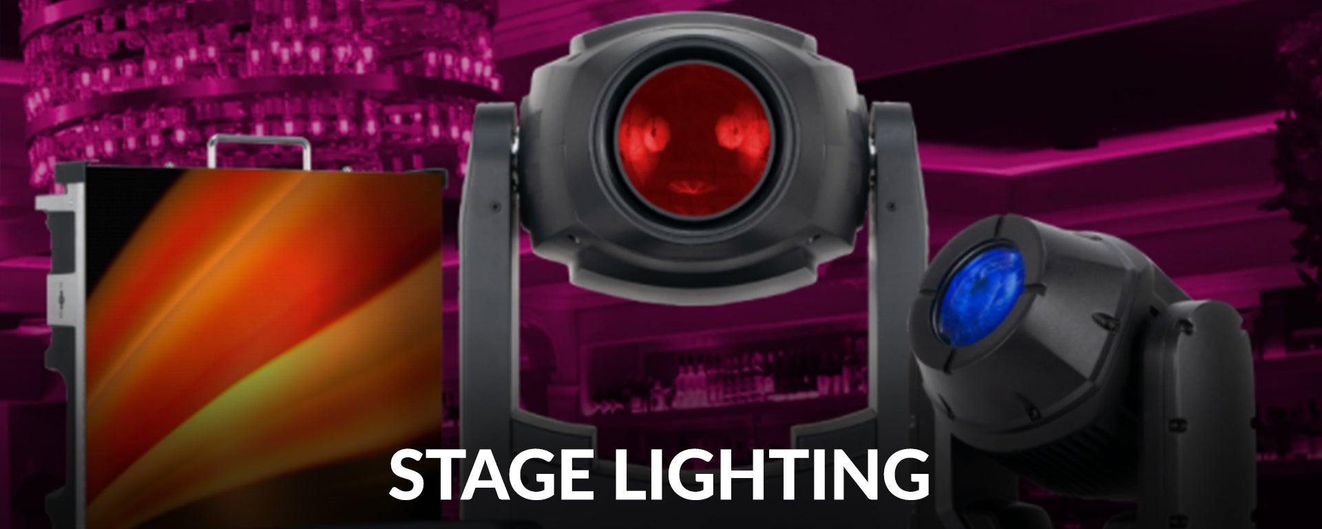 Shop the best selection of Stage Lighting at SamAsh.com and get the lowest price and fast, free shipping.