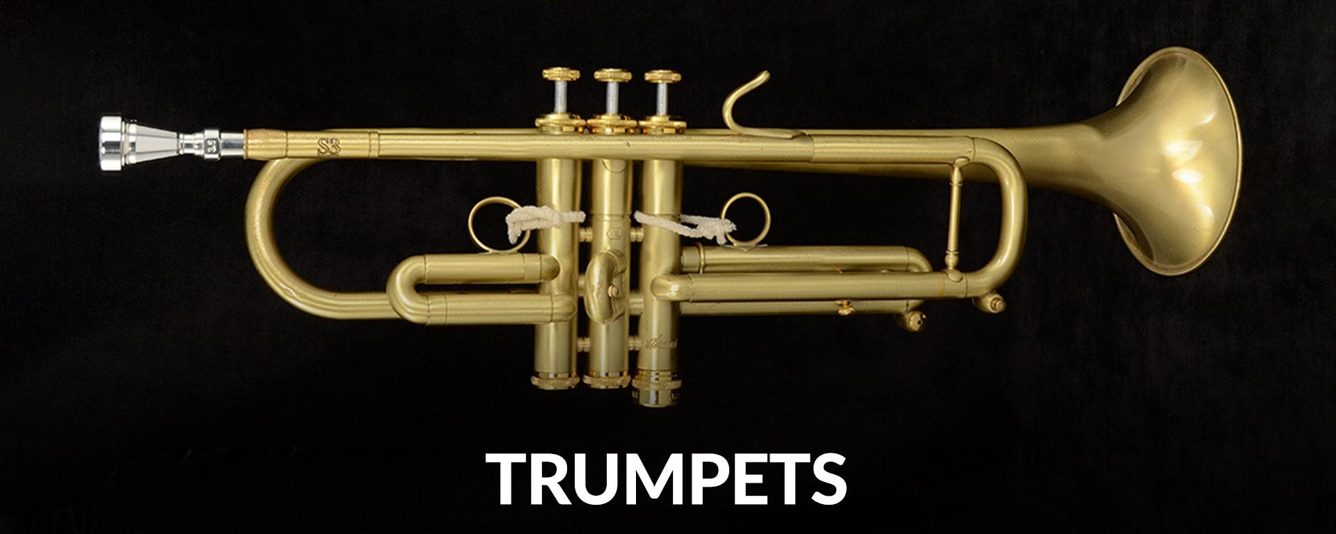 Shop Trumpets at SamAsh.com