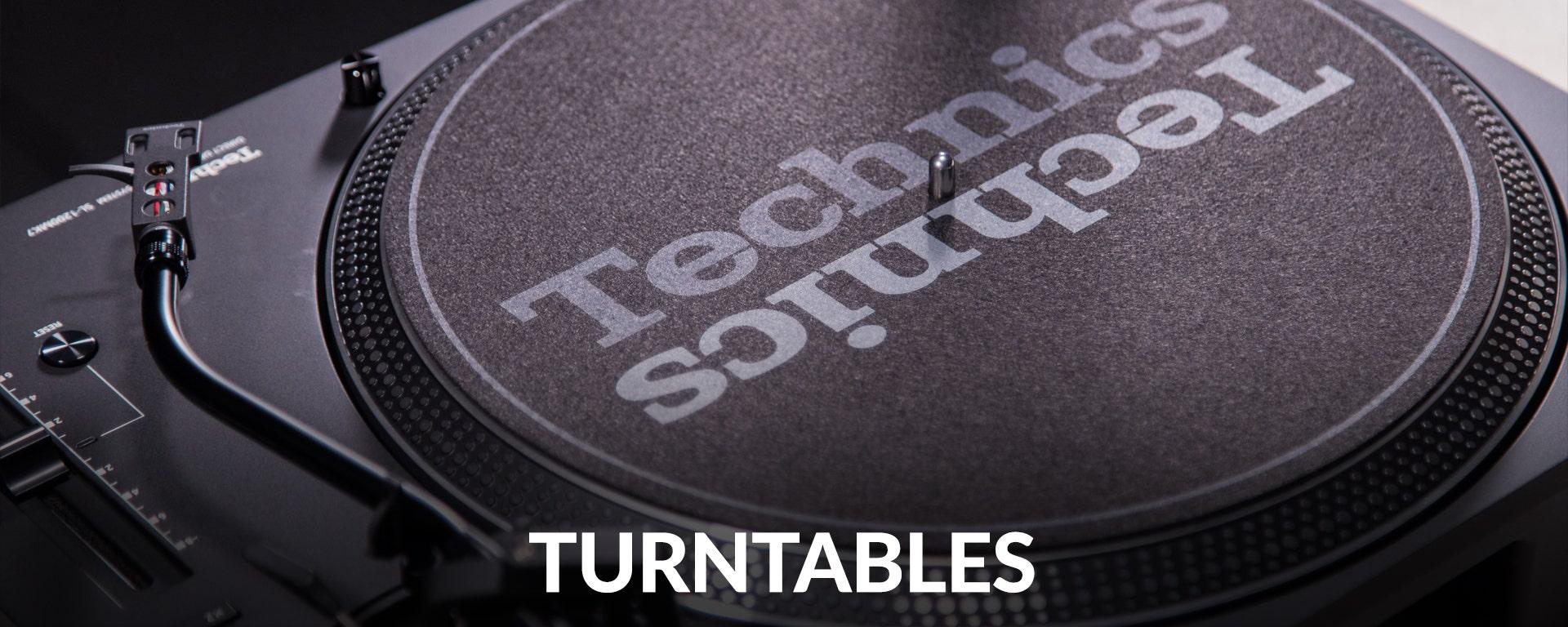 Shop Turntables At SamAsh.com