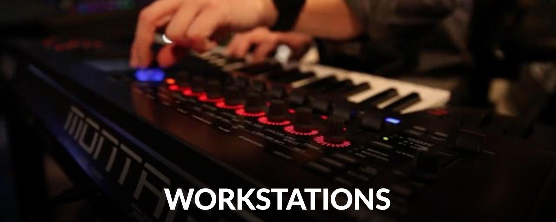 Keyboard Workstations at SamAsh.com
