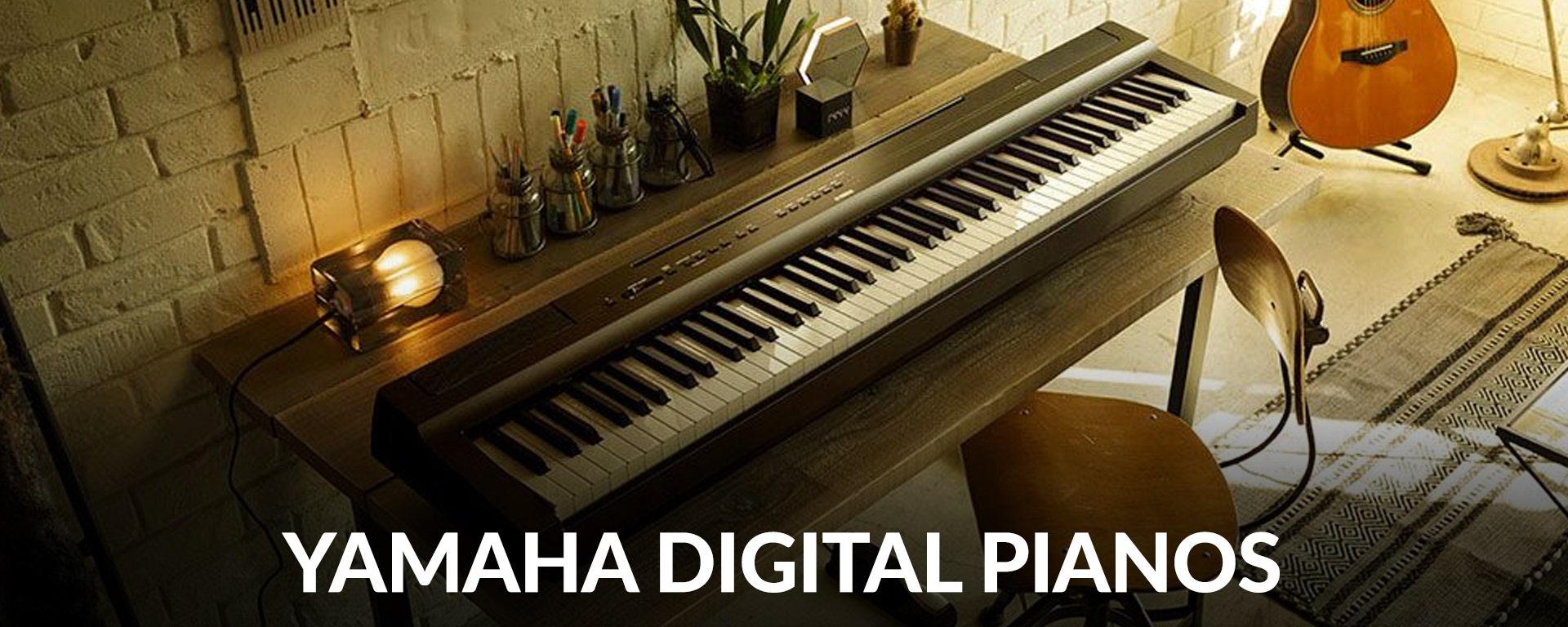 Shop Yamaha Digital Pianos at SamAsh.com