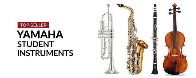Shop Yamaha Student Instruments at Sam Ash