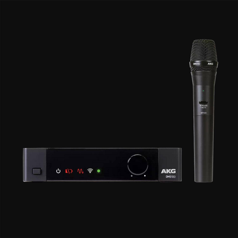 AKG DMS100 Digital Wireless Microphone System