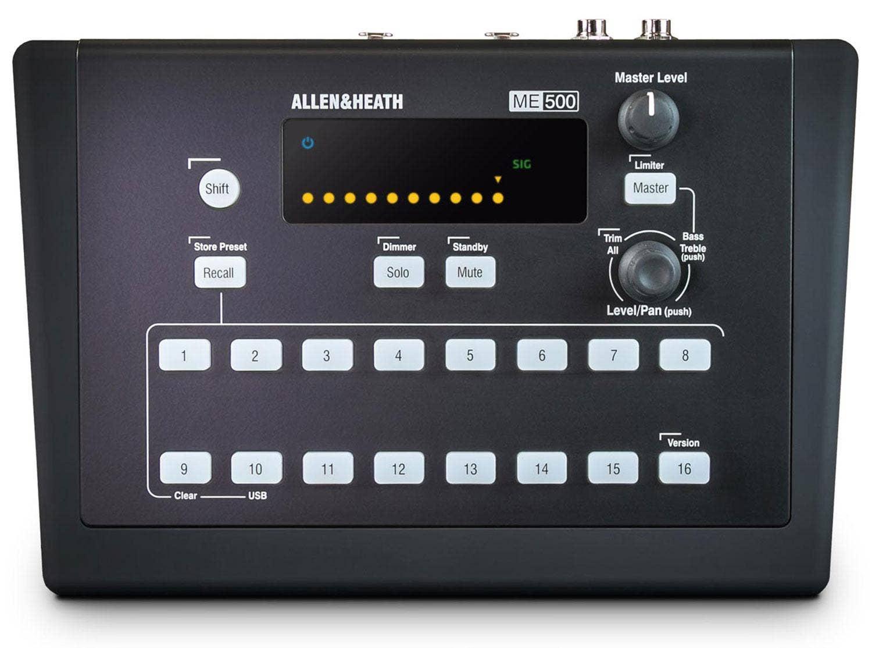 Allen & Heath ME-500 16 Channel Personal Mixer