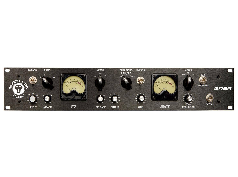 Black Lion Audio B172A Hybrid F.E.T. Opto Compressor