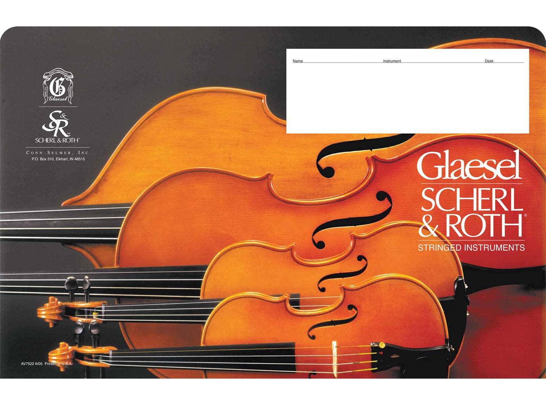 Colbert Packaging AV7522 Small Orchestra Sheet Music Folio