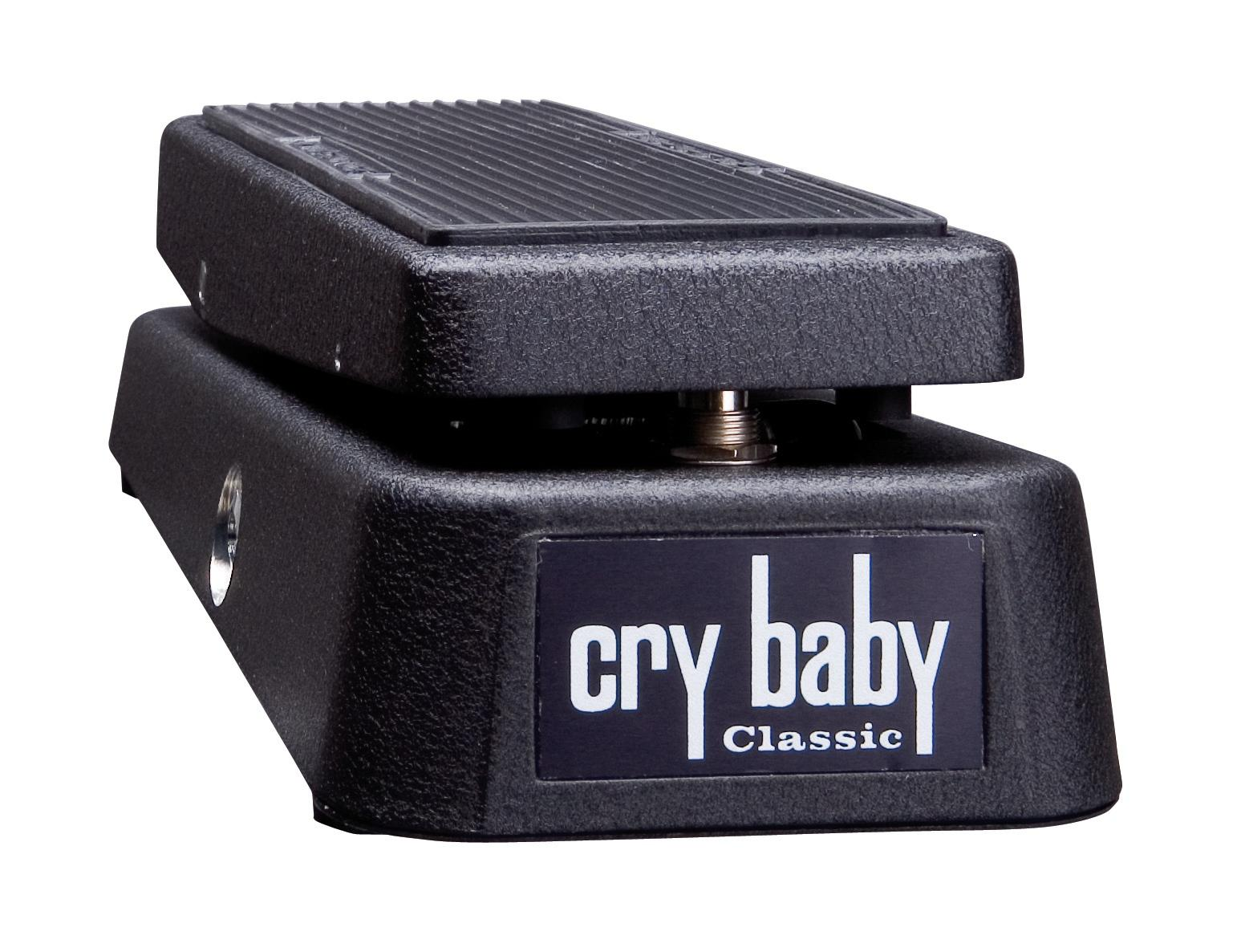 Dunlop GCB95F Cry Baby Classic Wah Pedal for sale