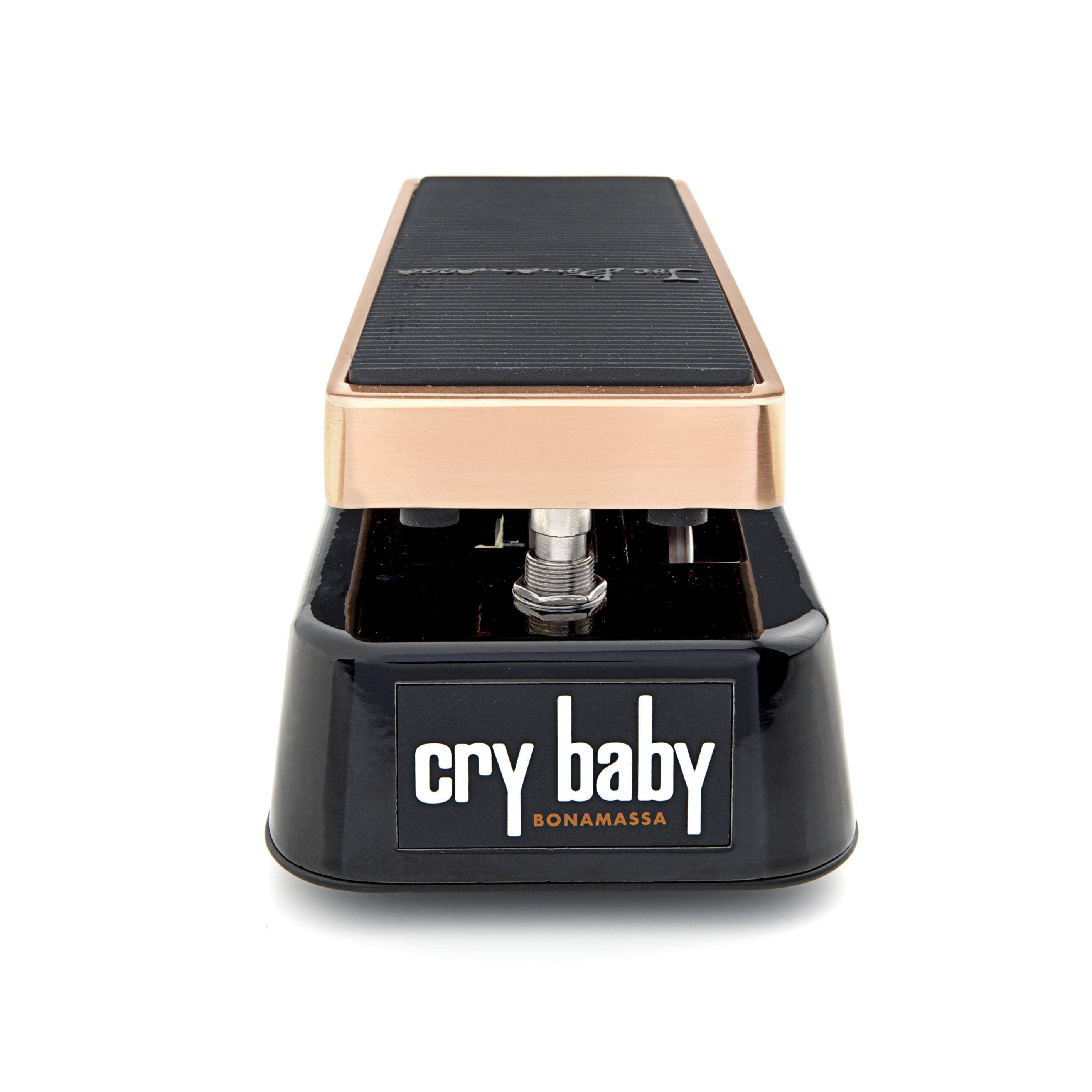 Dunlop JB95 Joe Bonamassa Cry Baby Wah Pedal for sale