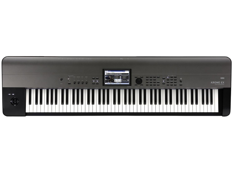 Korg Krome EX88 88-Key Keyboard Workstation
