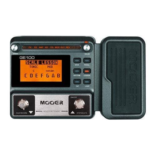 Mooer Audio GE100 Guitar Multi-Effects Processor