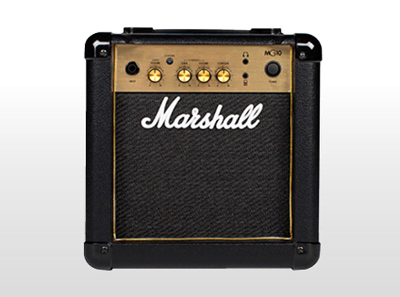 Marshall MG10 Gold Series 10-Watt Guitar Combo Amplifier for sale