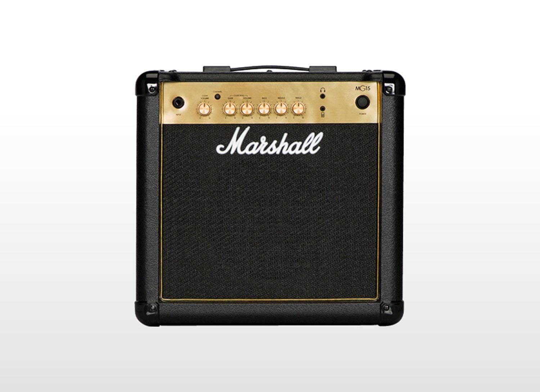 Marshall MG15 MG Series 15-Watt Combo Guitar Amplifier for sale