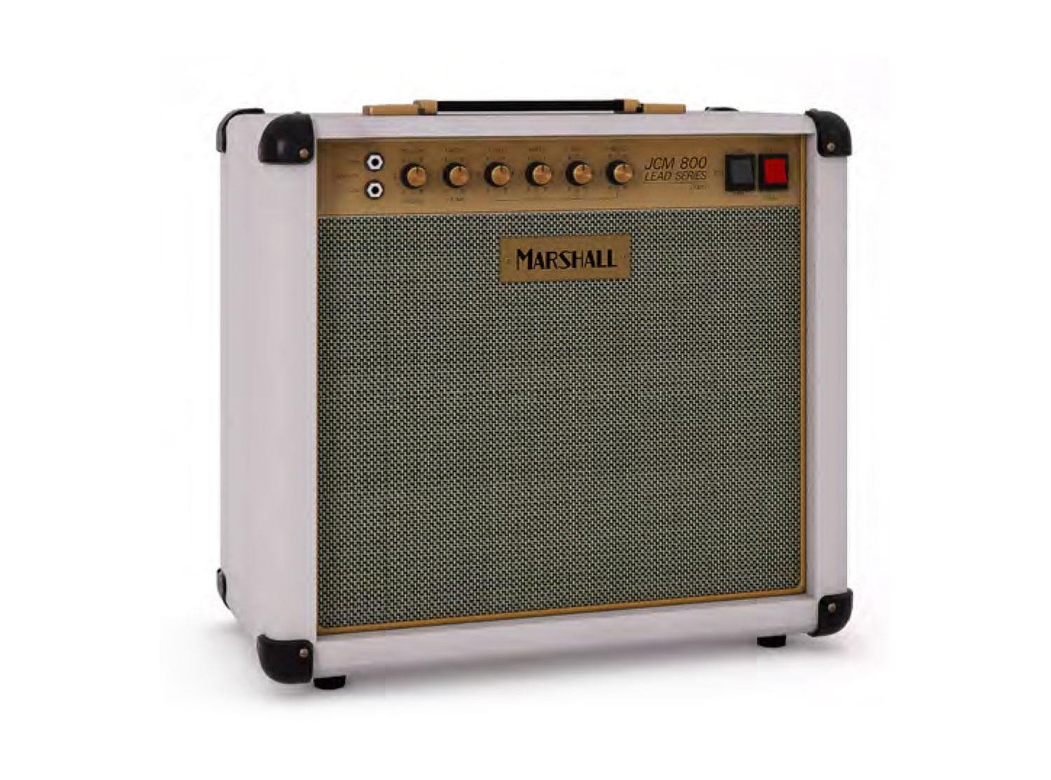Marshall Limited Studio Classic SC20CWH White Elephant 20-Watt Guitar Combo Amplifier for sale