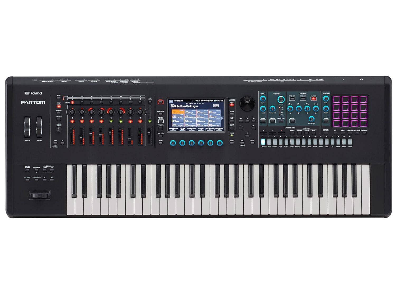 Roland Fantom-6 Music Workstation Keyboard (Open Box)