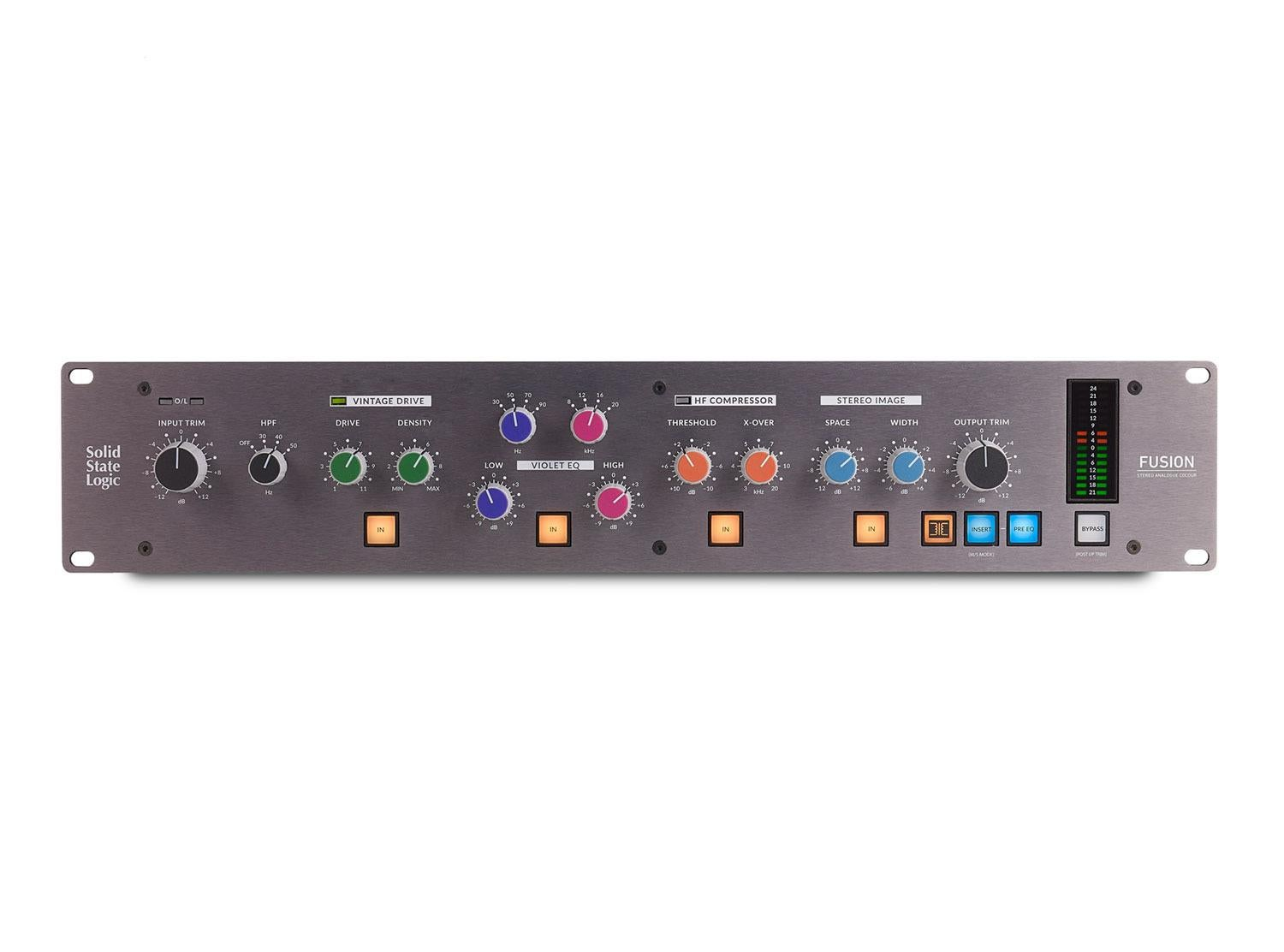 Solid State Logic Fusion Stereo Outboard Processor
