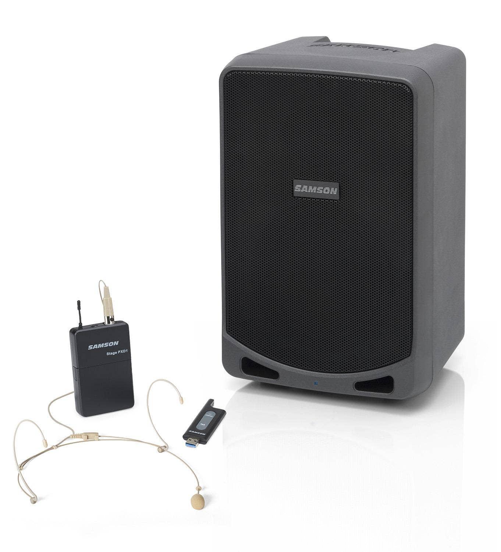 Samson XP106W-DE Rechargeable Portable PA System