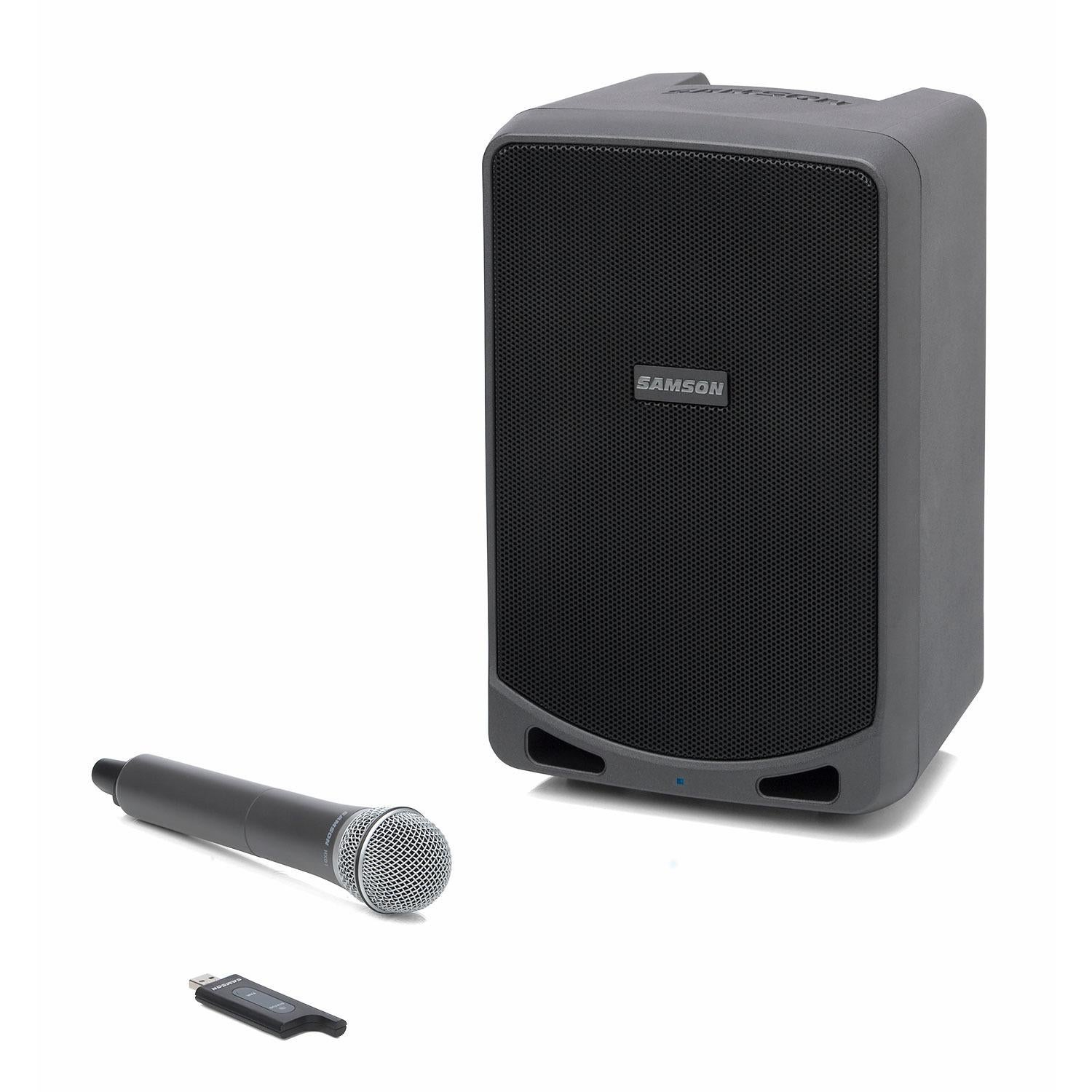 Samson XP106W Rechargeable PA System (Renewed)