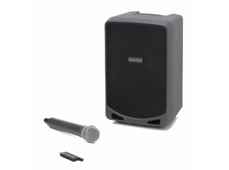 Samson XP106W Portable PA System